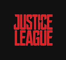 Justice League 002 Women's Fitted V-Neck T-Shirt