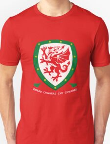 Wales national football Unisex T-Shirt