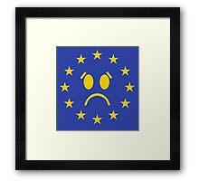 eu union  Framed Print