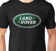 LAND ROVER LOGO Unisex T-Shirt