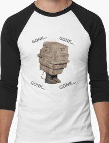 Gonk Droid/Power Droid Men's Baseball ¾ T-Shirt