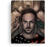 Meth for America. Canvas Print