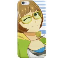 Chie Chan iPhone Case/Skin