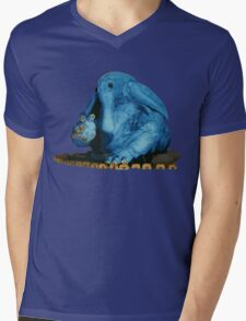 Max Rebo Mens V-Neck T-Shirt