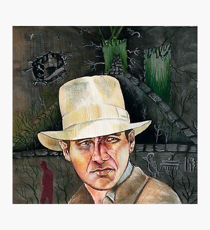 Indiana Jones. Photographic Print