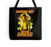 DIAMOND IN THE ZIA, MATTHEW GRIEGO Tote Bag