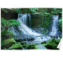 Horseshoe Falls - Tasmania Poster