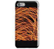 Neon Swirls iPhone Case/Skin