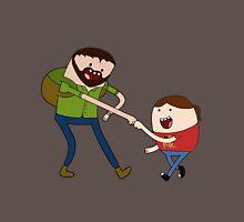 Joel and Ellie - Adventure Time Unisex T-Shirt