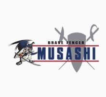Musashi Fencing by DTzine