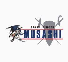 Musashi Fencing Baby Tee