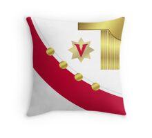 Santa Clara Vanguard 2014 Throw Pillow