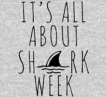 It's all about shark week Tank Top