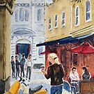 Bank Place, Melbourne by Virginia  Coghill