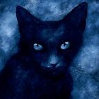 ODESSA THE BLUE CAT by Leny .