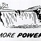 More Power by Gareth Stamp