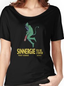 SINNERGIE - Maurin Quina Women's Relaxed Fit T-Shirt
