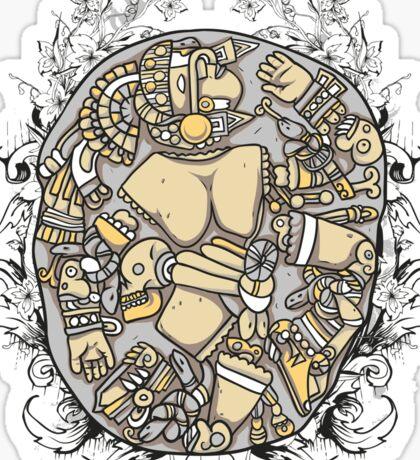 Ancient Puzzle Sticker