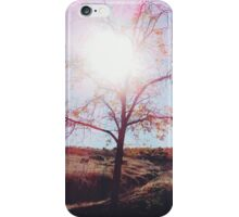 Sun+Earth iPhone Case/Skin