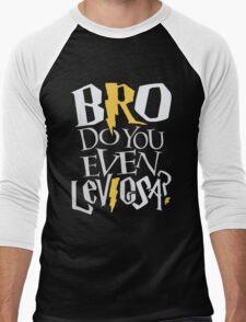 Bro do you even Leviosa? Men's Baseball ¾ T-Shirt
