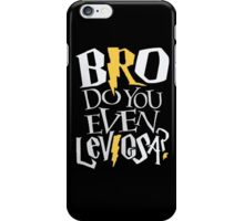 Bro do you even Leviosa? iPhone Case/Skin