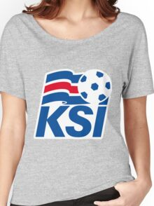 Iceland national football team 2 Women's Relaxed Fit T-Shirt