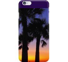 Blazing Sunset iPhone Case/Skin