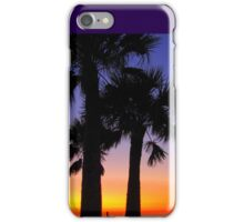 Blazing Sunset iPhone Case/Skin
