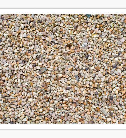 Gravel Texture Sticker
