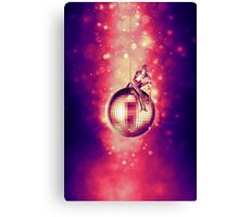 Tired of Disco Canvas Print