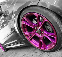 Purple Rims by Vicki Spindler (VHS Photography)