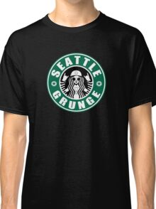 Seattle Grunge Classic T-Shirt