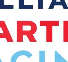 Williams Martini Racing 2016 Sticker