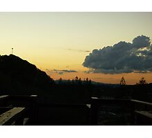 Sunset!!! Photographic Print