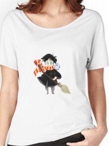 Le petit Sorcier Women's Relaxed Fit T-Shirt