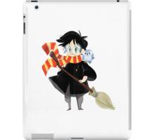Le petit Sorcier iPad Case/Skin