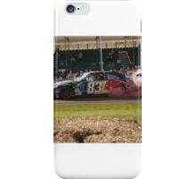 Toyota Camry burn out at Goodwood 2016 iPhone Case/Skin