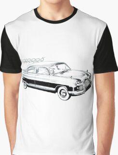 50's Retro Car 1 Graphic T-Shirt