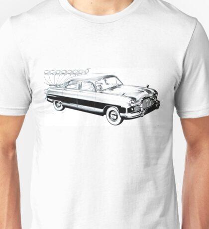 50's Retro Car 1 Unisex T-Shirt
