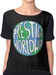 Prestige Worldwide Chiffon Top