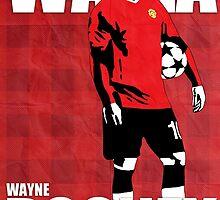 Wayne Rooney by sdbros