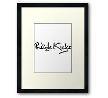 Rizzle Kicks Framed Print