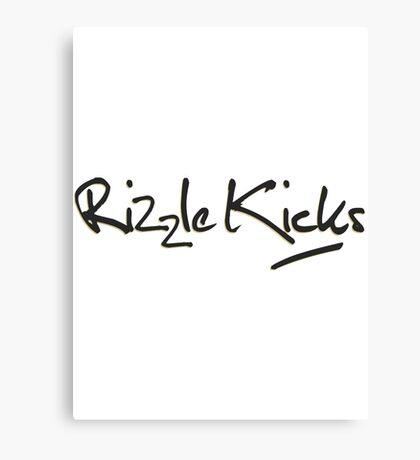 Rizzle Kicks Canvas Print
