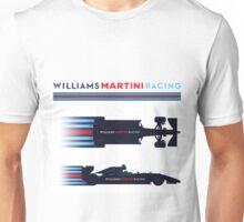 NEW Williams Martini Racing 2016 Unisex T-Shirt