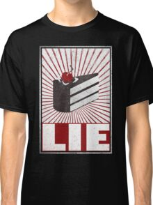 We want the truth! Classic T-Shirt