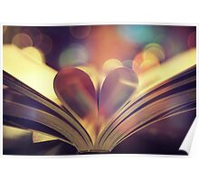 Love Books Poster