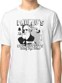 Pavlov's Dog Biscuits Classic T-Shirt