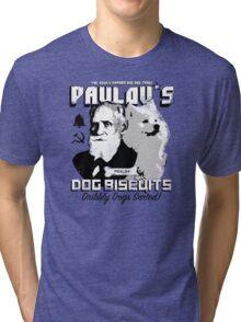 Pavlov's Dog Biscuits Tri-blend T-Shirt