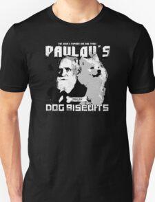 Pavlov's Dog Biscuits Unisex T-Shirt