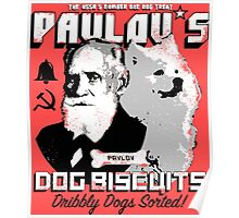 Pavlov's Dog Biscuits Poster